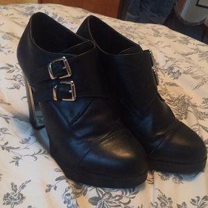 Forever 21 booty heels